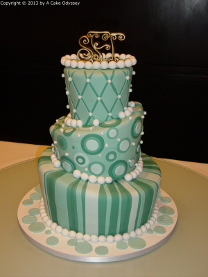 A Cake Odyssey Toronto Wedding Cakes